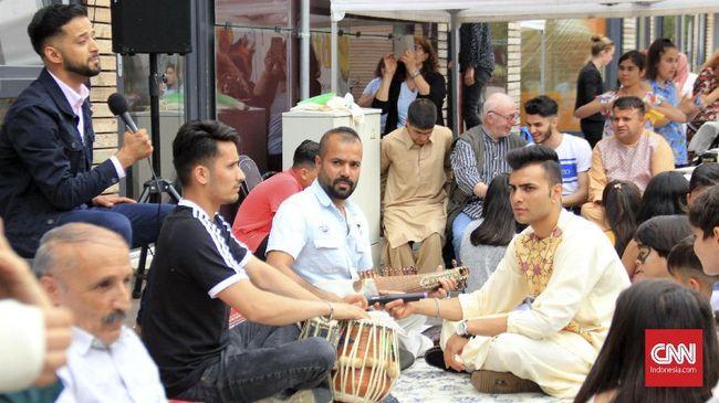 Belajar Makna Lebaran dari Pengungsi di Jerman