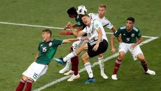 Jerman Hanya Bisa Salahkan Diri Sendiri