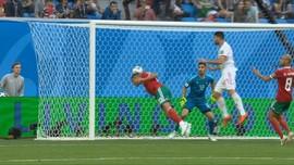 VIDEO: Kompilasi Gol-gol Menit Akhir di Piala Dunia 2018