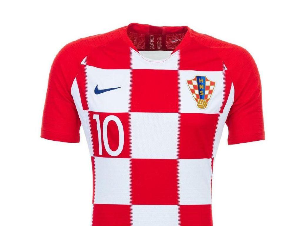 Foto: Deretan Jersey Tim Piala Dunia 2018, Mana Favoritmu?