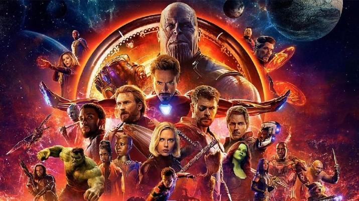 Antusiasme penonton dan penyedia bioskop untuk Avengers: Endgame sangat gila. Bioskop dibuka 24 jam dari jam 5 subuh, hanya di Indonesia.