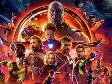 Mulai Dijual, Tiket Avengers: End Game Habis Dalam 6 Jam!