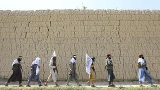 AS-Taliban Segera Bahas Solusi Politik Konflik Afghanistan