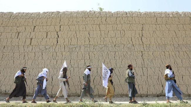 Taliban Tuntut Afghanistan Ubah Konstitusi Lebih Islami