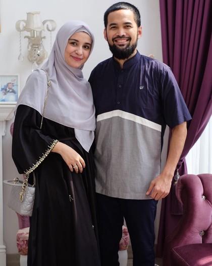 Ini Baju Lebaran Pilihan Artis Hijab, Zaskia Sungkar Hingga Tantri Kotak