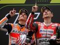 Lorenzo Sebut Marquez Lebih Dewasa di MotoGP