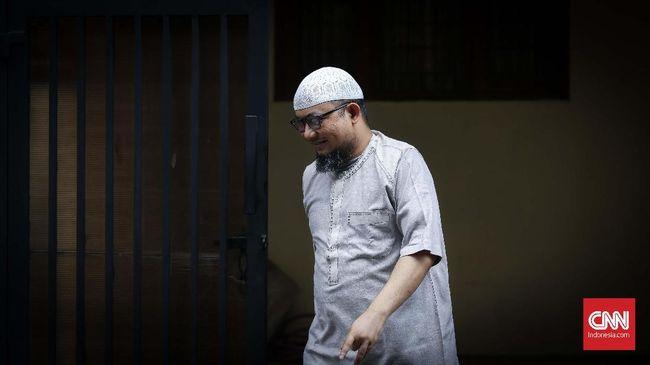 Novel Baswedan Tagih Janji Jokowi Kuak Kasus Teror Air Keras