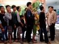 JK Open House di Makassar, 12 Warga Pingsan
