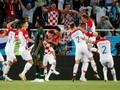 Kroasia Tumbangkan Nigeria 2-0 di Piala Dunia 2018