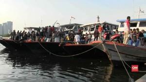 VIDEO: Libur Lebaran, Pulau Seribu Diserbu Wisatawan