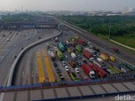 Sampai H+3, 47% Mobil Masuk Jakarta Via GT Cikarang