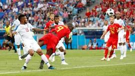 Lukaku Dua Gol, Belgia Menang Atas Panama 3-0