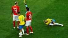 Brasil Protes ke FIFA Soal VAR di Laga Lawan Swiss