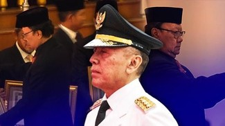 Kursi Panas Jenderal Iriawan