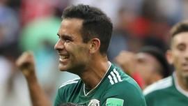 Tampil di Piala Dunia, Kapten Meksiko Terbelit Kasus Narkoba