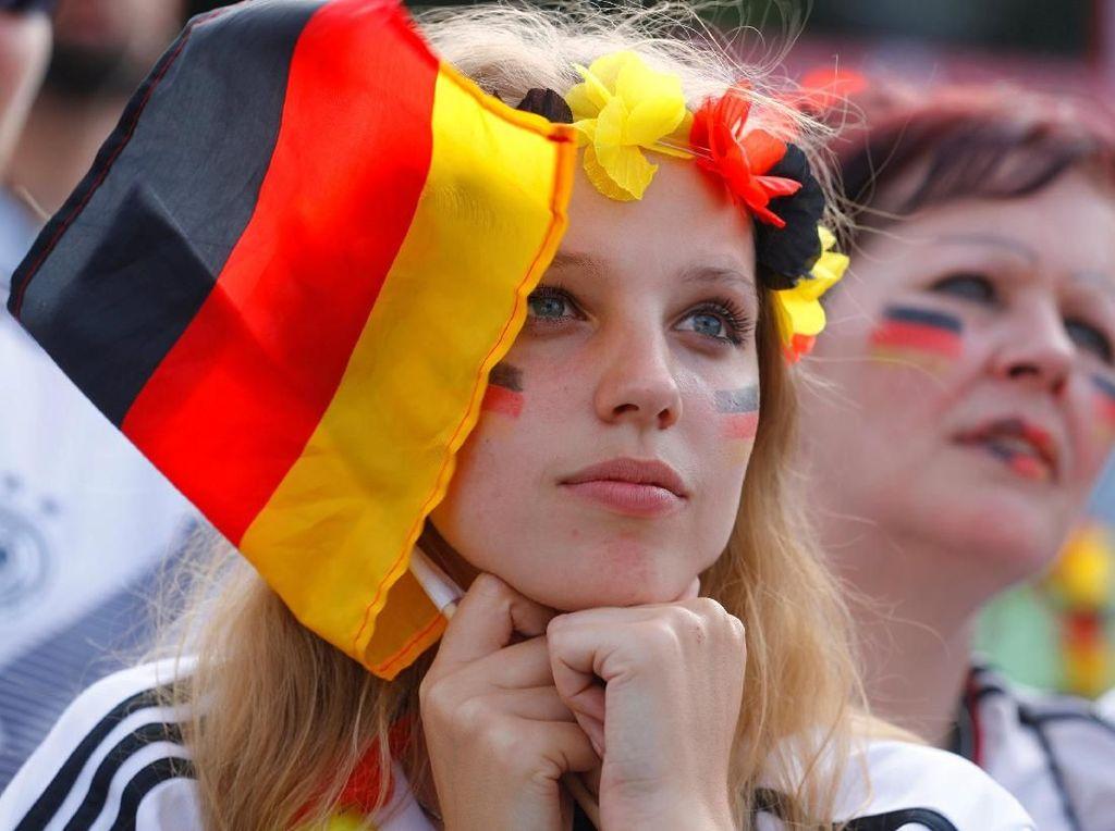 Yang Cantik di Laga Jerman Versus Meksiko