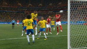 VIDEO: Cuplikan Gol Laga Brasil vs Swiss