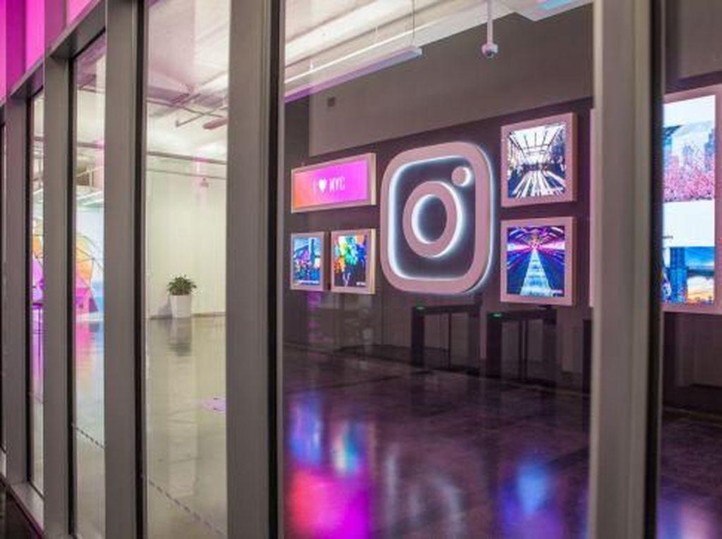 Foto: Mengintip Kantor Baru Instagram di New York yang Instagramable