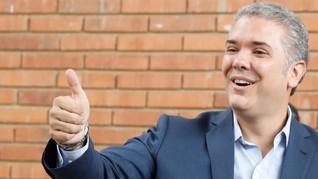 Presiden Kolombia yang Baru Ingin Buka Kedutaan di Yerusalem