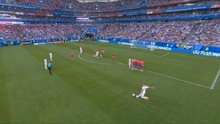 VIDEO: 3 Tendangan Bebas Maut di Piala Dunia 2018