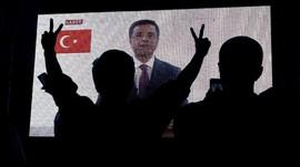 Jelang Pilpres, Capres Turki Pidato dari Balik Sel Penjara