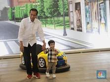 Bukan Anak Kolong, Jokowi: Tidak Semua Elite Terima Saya