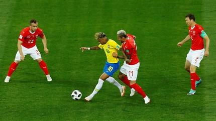 Neymar Dituding Sebagai Bencana di Timnas Brasil