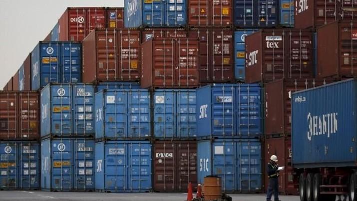 Ekspor Jepang Naik 8,1%, Surplus dengan AS Terendah dari 2013