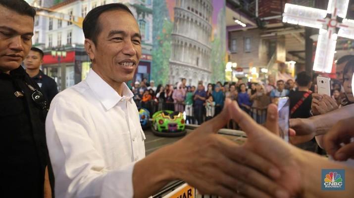 Joko Widodo sudah mendapat dukungan dari PDIP dan sejumlah parpol lain untuk maju dalam Pilpres 2019.