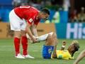Menebak Jumlah Neymar Jatuh Lawan Serbia Jadi Taruhan di Bar