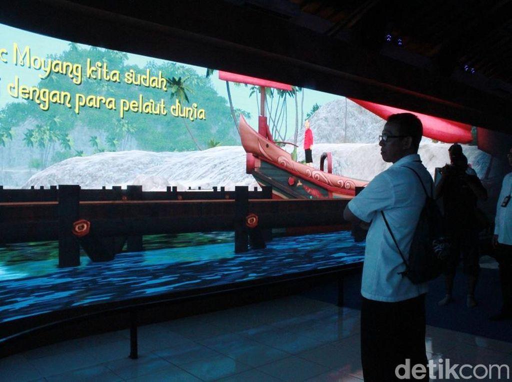 Libur Panjang Lebaran, Ada Yang Baru di Candi Borobudur