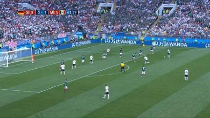 VIDEO: Cuplikan Gol Jerman vs Meksiko