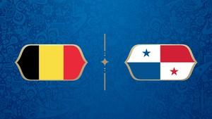 LIVE: Belgia vs Panama