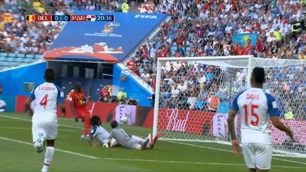 VIDEO: Highlights Babak Pertama Belgia vs Panama