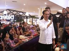 Pajak UMKM Jadi 0,5%, Jokowi: Agar Pengusaha Kecil Berkembang