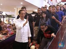 Jokowi Bicara Cawapres, dari 10 Jadi 5
