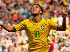 Bermain Imbang, Tapi Brasil Masih Timpang