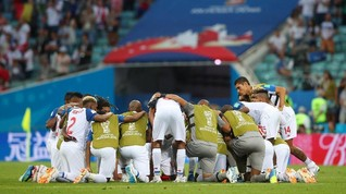 Nafsu Panama Menguntungkan Timnas Belgia