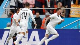 Fakta Menarik Jelang Duel Uruguay vs Arab Saudi