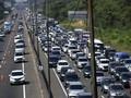 Olah TKP Kecelakaan Tol Cipularang, Contraflow Berlaku Lagi