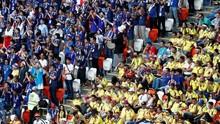 Penyanyi Latin Kerampokan saat Menonton Piala Dunia