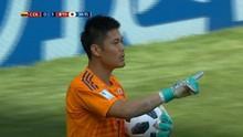 VIDEO: Highlights Babak Pertama Kolombia vs Jepang