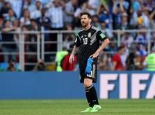 Bergaji Rp 1,6 T, Messi Jadi Pemain Sepakbola Termahal Dunia