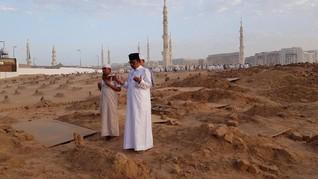 Jenazah Tiga WNI Jemaah Umrah Disalatkan di Masjid Nabawi