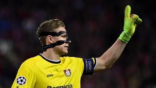Arsenal Sepakat Rekrut Kiper Leverkusen
