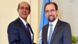 Kecam Sikap Staf KT HAM,  RI Tetap Undang PBB ke Papua