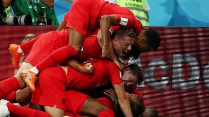 Alasan Trippier Tak Rayakan Gol Kane Saat Inggris vs Tunisia