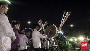 Dihadiri Jokowi, Kemenag Gelar Takbir Virtual Nanti Malam