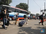 PHK Sudah Terjadi, Sektor Transportasi Terpuruk Kena Corona