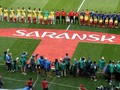 Sepakbola yang Menggegerkan Kota Ladang di Rusia